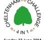 Incredible volunteers for the Cheltenham Challenge 2014