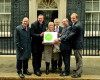 County council takes A417 campaign to Downing Street