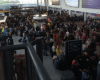 Power cut at Bristol Aiport causes long delays