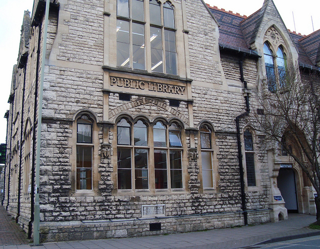 glos library