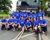 Gloucester gym members attempt Guinness World Record at famous Stroud Truck Pull