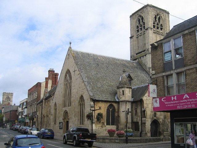 St_Mary_de_Crypt_Church,_Southgate_Street,_Gloucester_-_geograph.org.uk_-_61869