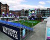 Gloucester gets in the zone whilst hosting Rugby World Cup 2015
