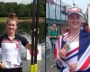 Successful spell at international level for Gloucester-Hartpury rowers