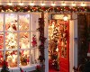 Oh the weather outside is frightful, but the window displays of Gloucester are so delightful…