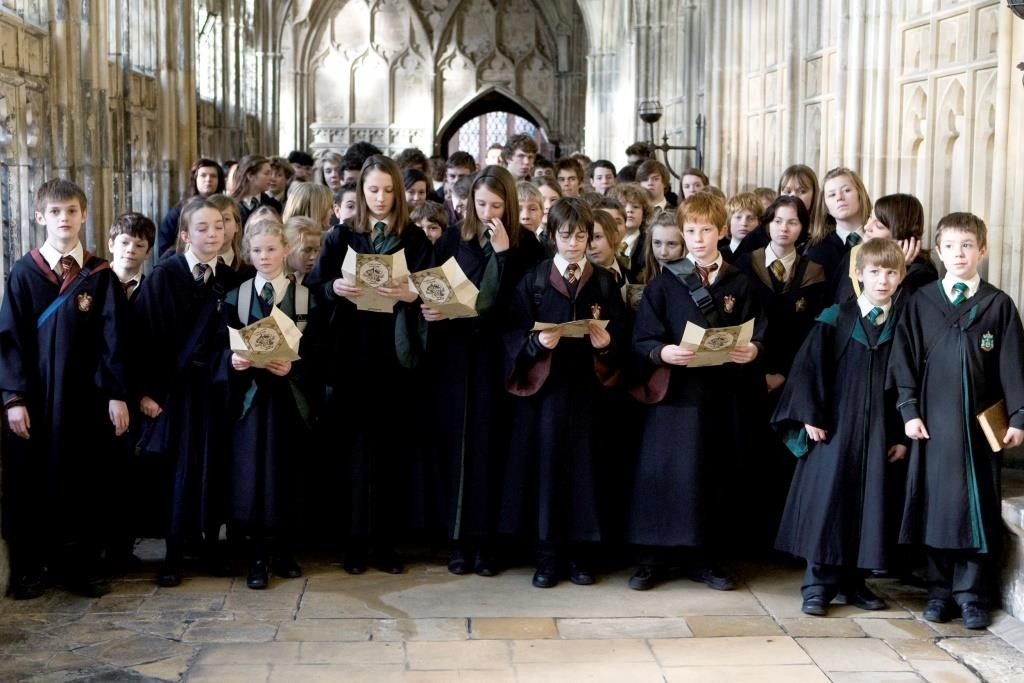 Harry Potter,  Please credit - Pupils of The Kings's School, Gloucester compressed