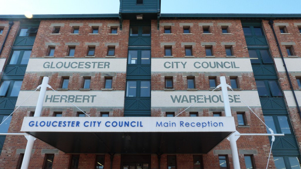 gloucester city council herbert warehouse