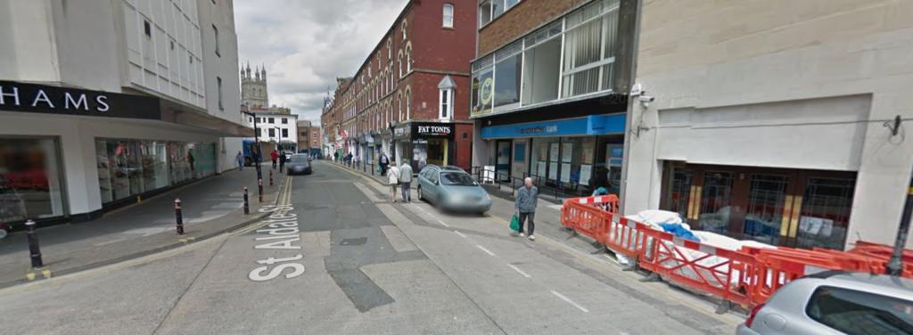 st aldate street