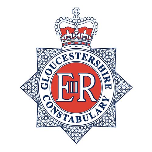 glos police crest