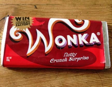 Prestbury Wonka Bar Prop