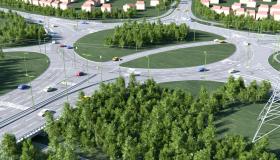 Improvements to Elmbridge roundabout begins today