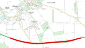 Overnight resurfacing for south of Shipton section of A40
