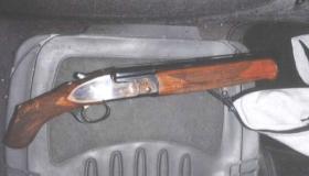 Man jailed for transferring sawn-off shotgun