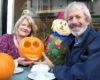 Newent's cafés help rescue pumpkin waste