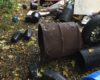 'Park and dump' fly tipper fined