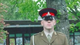 Tributes to serving soldier who died in collision on A417