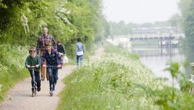 £700k upgrade proposed for Gloucester & Sharpness Canal towpath